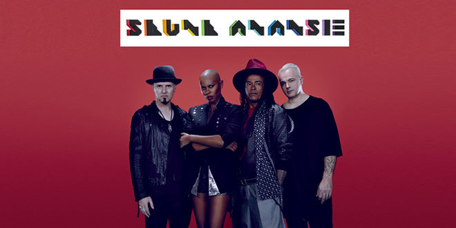On Tour With Skunk Anansie