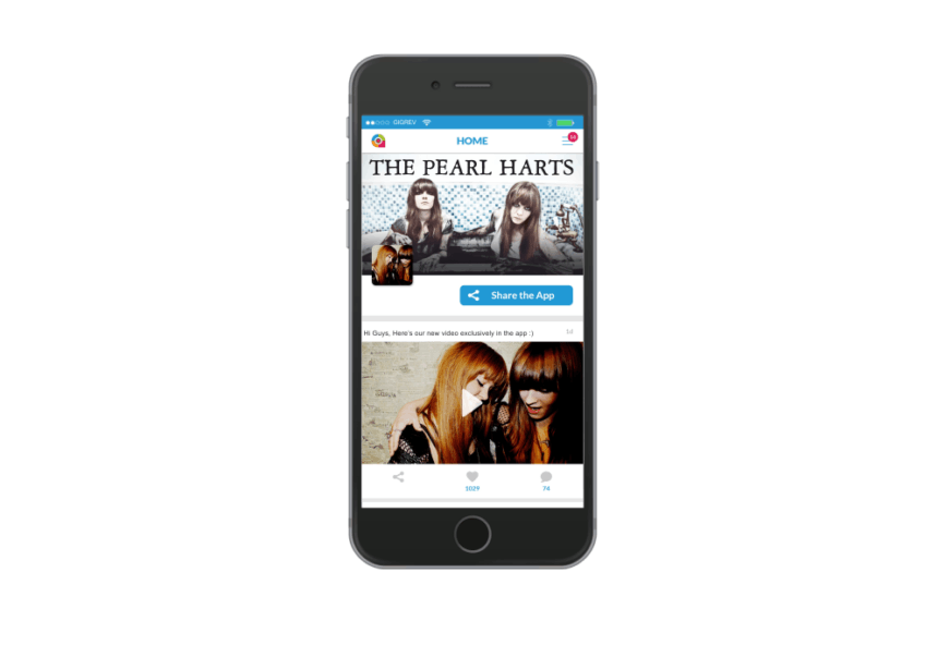Download Our Brand New Pearl Harts App